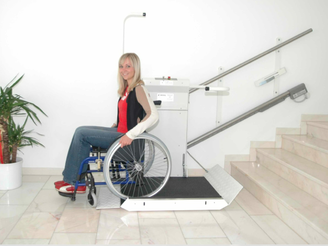 Michigan Wheelchair Lifts Residential Amp Commercial